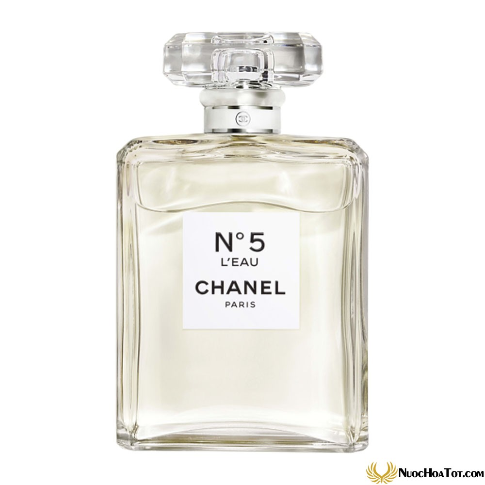 Nước hoa nữ Chanel N°5 L'Eau EDT
