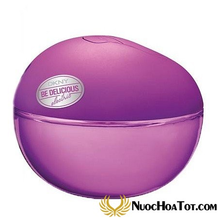 Nước hoa nữ DKNY Be Delicious Electric Vivid Orchid