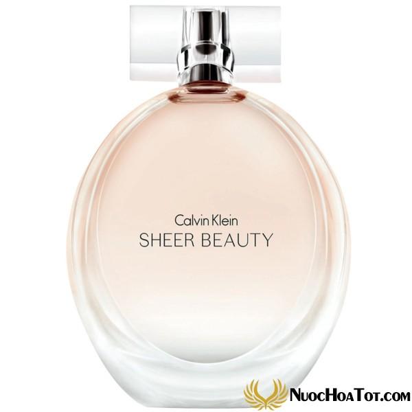 Nước hoa nữ Ck Sheer Beauty