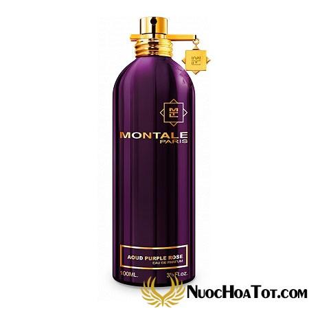Nước hoa Unisex Montale Aoud Purple Rose