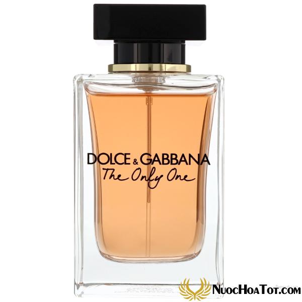 Nước hoa nữ Dolce Gabbana The Only One EDP