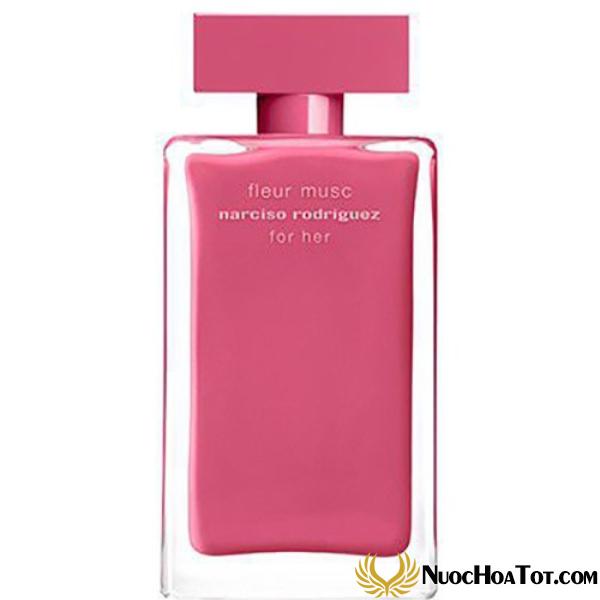 Nước hoa nữ Narciso Rodriguez Fleur Musc Eau De Toilette Florale