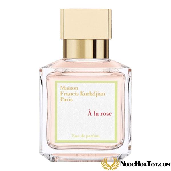 Nước hoa nữ Maison Francis Kurkdjian À la rose EDP