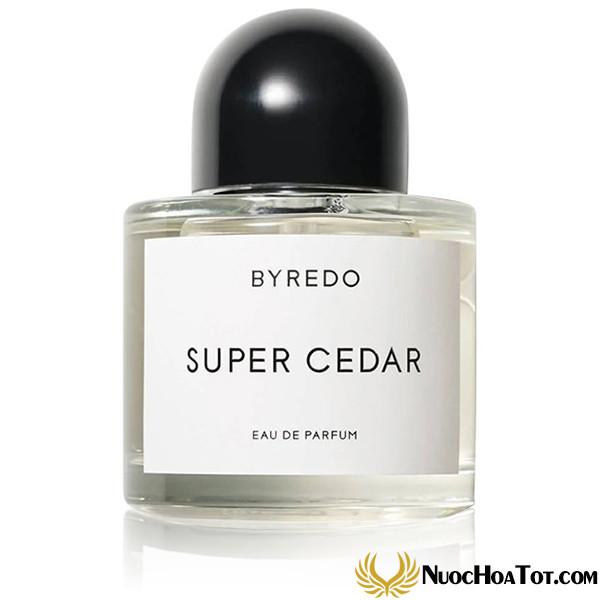 Nước hoa Byredo Super Cedar