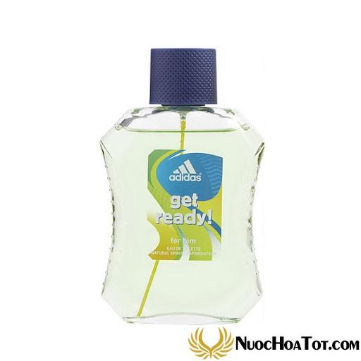 Nước hoa nam Adidas Get Ready EDT