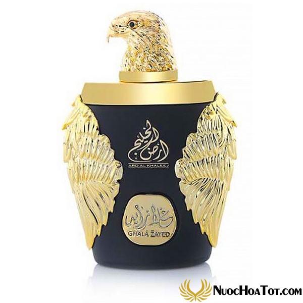 Nước hoa nam Ghala Zayed Luxury Gold EDP