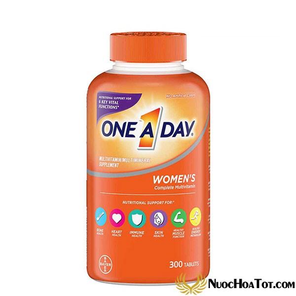 Viên Uống One A Day Women Multivitamin 300 Viên