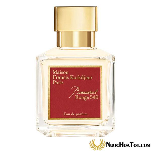 Nước hoa Maison Francis Kurkdjian Baccarat Rouge 540 EDP