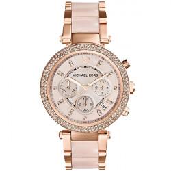 Đồng hồ nữ Michael Kors dây kim loại MK5896
