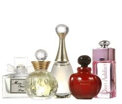 Set nước hoa Dior Les Parfums 5 chai