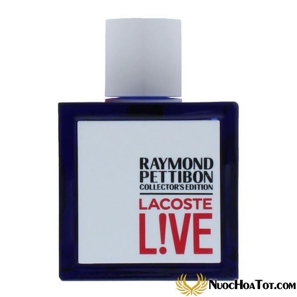 Nước hoa nam Lacoste Live Raymond Pettibon Collector's Edition EDT