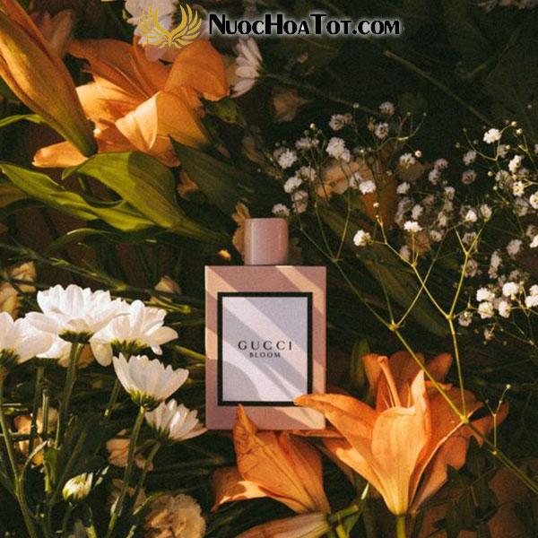 Tại sao nhiều nước chọn mua nước hoa chiết Gucci Bloom EDP
