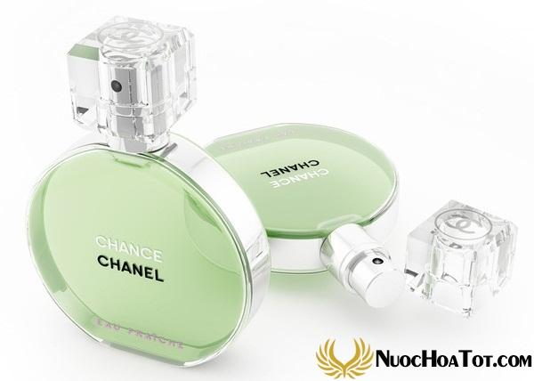 nuoc hoa nu Chanel Chance Eau Fraiche.