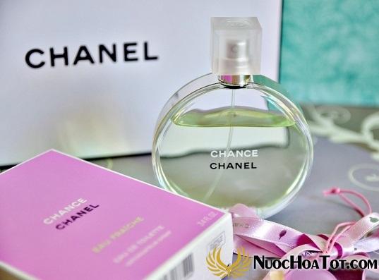 nuoc hoa nu Chanel Chance Eau Fraiche