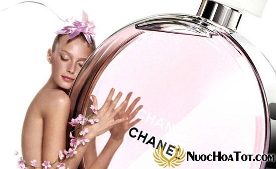 nuoc hoa nu Chanel Chance Eau Tendre.
