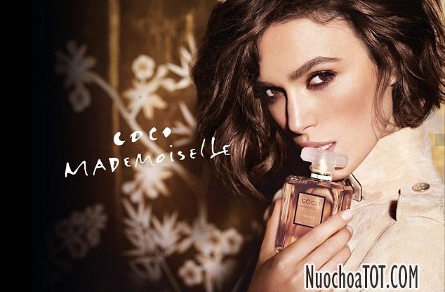 nuoc hoa nu Chanel Coco Mademoiselle Eau De Parfum