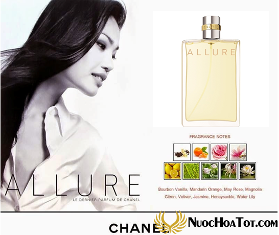 nuoc hoa nu Chanel Allure EDT 2