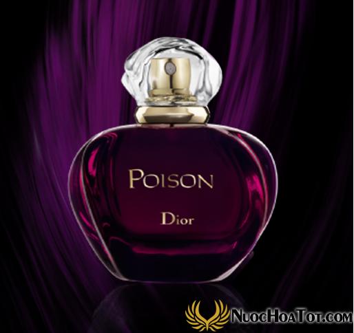 poison dior nuoc hoa nu