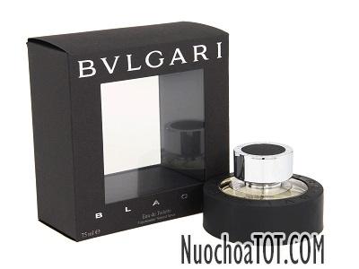 Nước hoa Black unisex của hãng Bvlgari