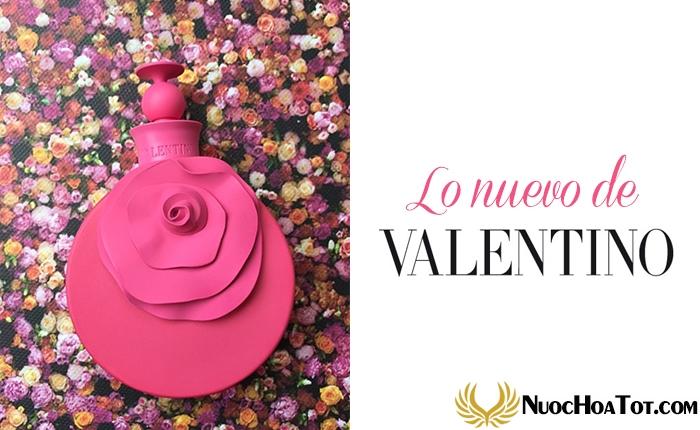 nuoc hoa nu Valentino Valentina Pink.