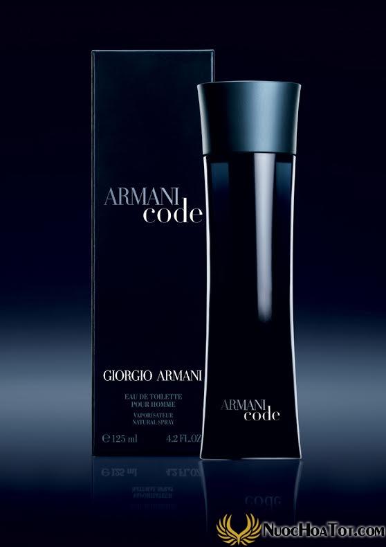 nuoc hoa nam Armani Code3