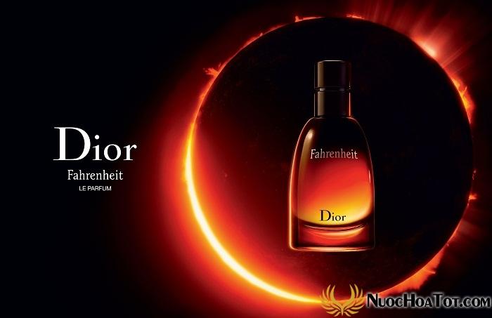 nuoc hoa nam Dior Fahrenheit