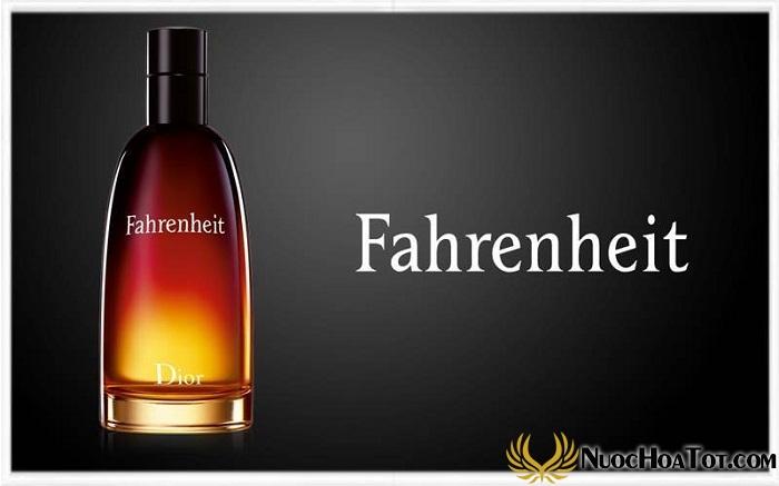 nuoc hoa nam Dior Fahrenheit1