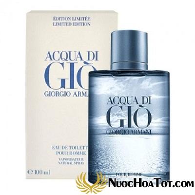 nuoc hoa nam Acqua di Gio Limited Edition Pour Homme...