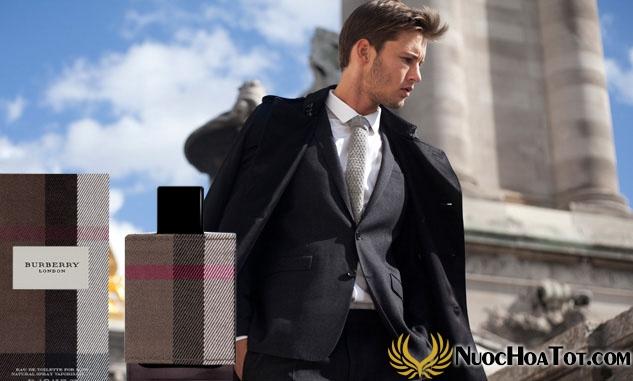 nuoc hoa nam Burberry London for Men1